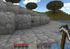 JuegosMinecraftGratis.com - Juego: Minecraft Clone - Jugar Minecraft Gratis Online