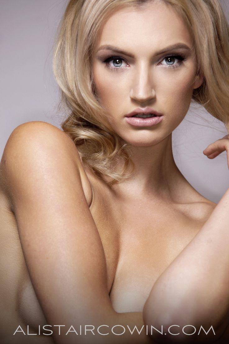 Shoot for model's Portfolio Makeup: Chloe Bradley Hair: Sammy Carpenter Photography: Alistair Cowin