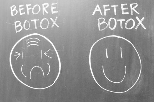 Botox!  Luxury Med Spa in Farmington Hills, MI is a GREAT place to pamper yourself!  Call (248) 855-0900 to schedule an appointment or visit our website medicalandspa.com for more information!