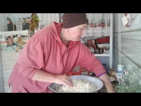 Как правильно квасить капусту?!...+десерт - YouTube