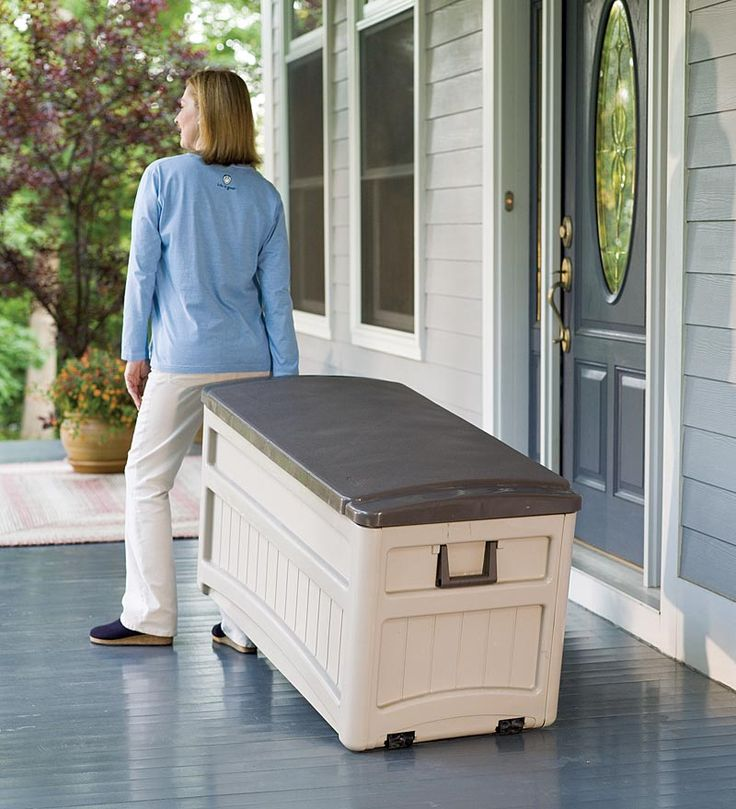 Large Outdoor Storage Box
