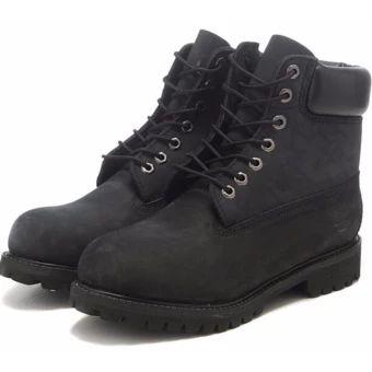 จัดส่งฟรี  Fashion Hiking Boots For Timberland Men's High 10061 Black - intl  ราคาเพียง  7,650 บาท  เท่านั้น คุณสมบัติ มีดังนี้ Article Number 10061 Timberland boots Timberland boots men&women Timberland10061 Timberland hiking boots Hiking boots Fashion boots free shipping