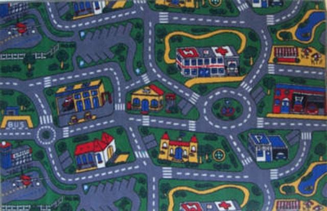 Kto miał taki dywan?