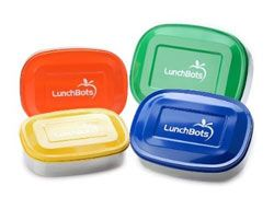Lunchbots: Stainless Steel Lunch Containers with Style