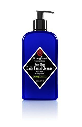 Men's Skin Care Jack Black Pure Clean Daily Facial Cleanser 16 fl oz ** Be sure to check out this awesome product.