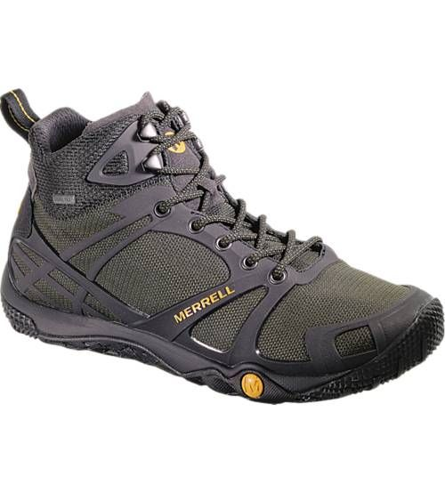 Less is definitely more with these waterproof, minimalist hiking shoes.  Fluid, lightweight and responsive, our Proterra Mid GORE-TEX® uses ultra-durable Stratafuse™ technology with our GORE-TEX ConnectFit waterproof membrane to create an innovative, low-bulk upper that molds around your feet and keeps them dry.