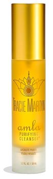 Tracie Martyn Amla Purifying Cleanser: Free of sodium laureth/lauryl sulfates, harsh detergents, petro-chemicals, dyes and artificial fragrances {traciemartyn.com}