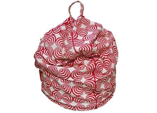 Funky Geometric Bean Bags - Lex Vassett Designs