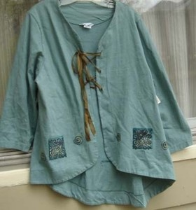 Blue Fish jacket