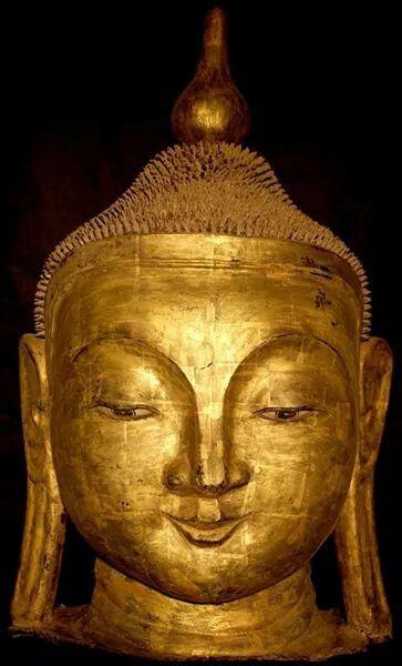 ^Buddha from Burma