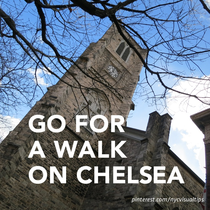 Go for a walk on Chelsea