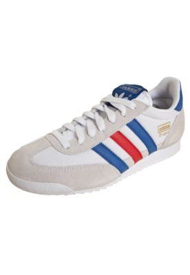 5f6292fbd Tênis adidas Originals Dragon Bege