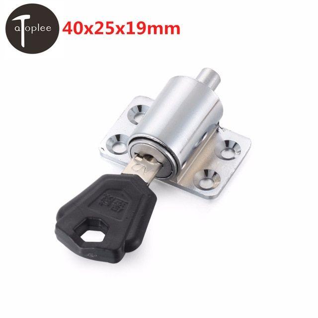 4-Pack Thumbscrew Sliding Window Lock Stop Aluminum Thumb Screw Locks