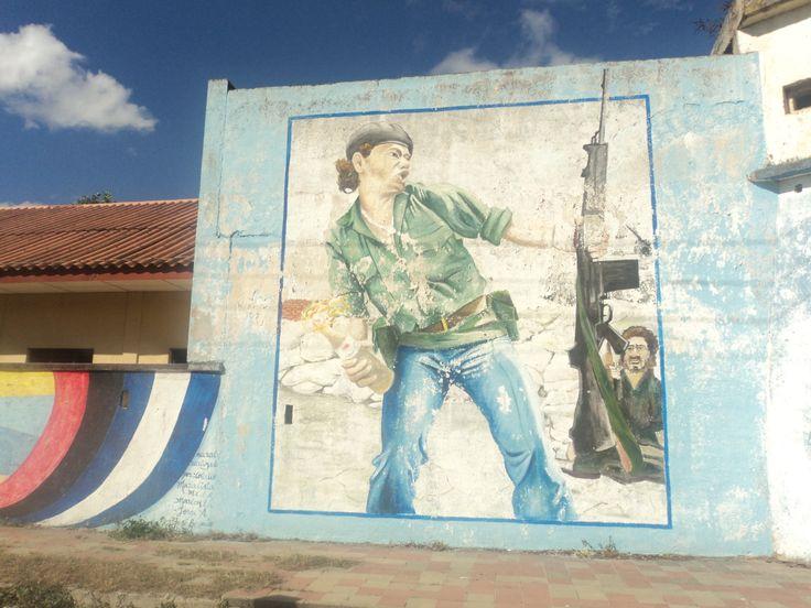 21 best images about murals nicaragua on pinterest world for Mural nicaraguense