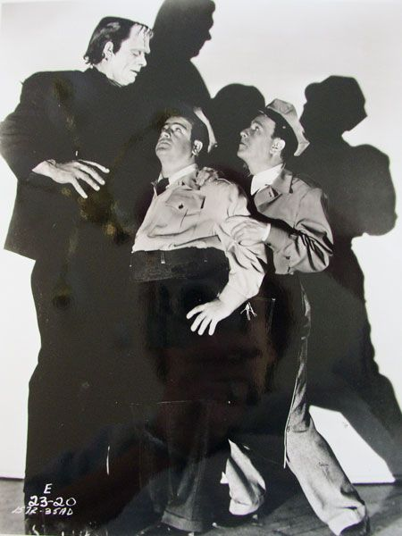 """Abbott & Costello Meet Frankenstein"" - 1948"