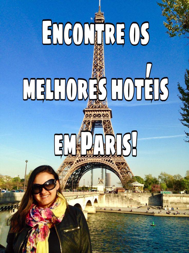 Encontre os melhores hotéis em Paris através do site Booking. Faça a reserva pela internet e receba a confirmação no seu e-mail. O atendimento é em português.