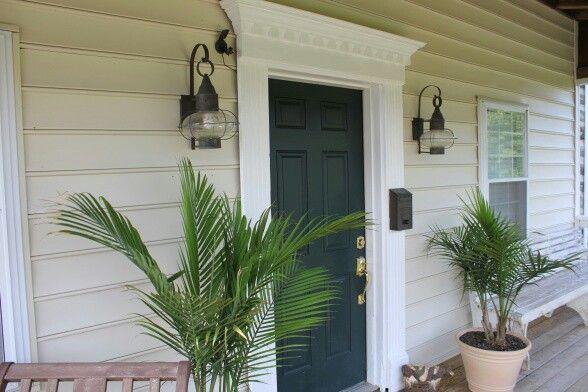 Crown Moulding Around Front Door House Colors Pinterest Doors Crowns And Front Doors