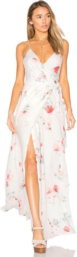THE JETSET DIARIES Isabella Maxi Dress summer capsule wardrobe summer floral drezs vacay