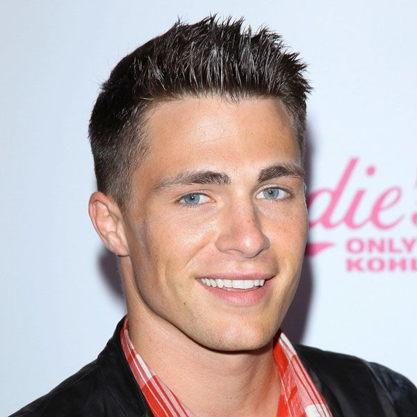 Colton Haynes. Love the eyes, great jaw-line, and absolutely adorable freckles!!1