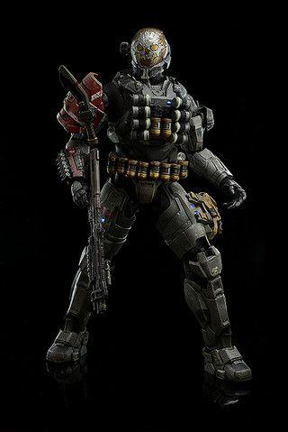 HALO Reach A239 Emile Spartan-III