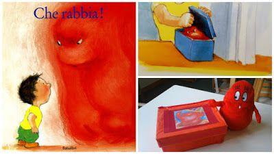 GIOCONIDO: LE EMOZIONI AL NIDO: LA RABBIA