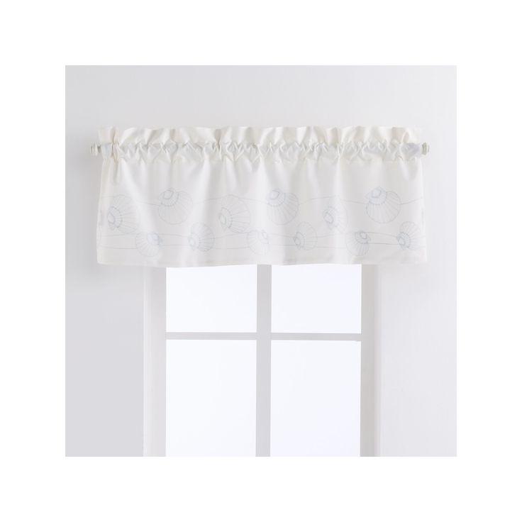 Kitchen Cabinet Valance Ideas: Off White Kitchen Cabinets, Window Glazing And Dark