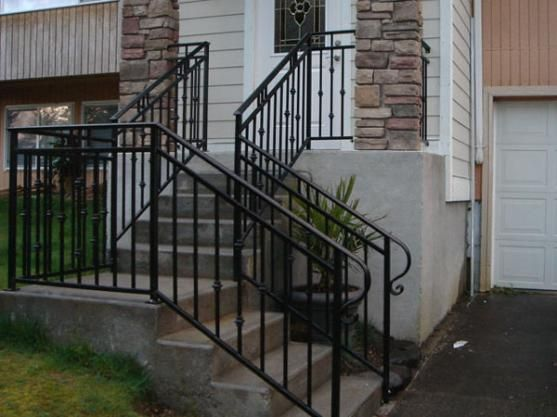 Stair Designs by Auto Gates and Fencing