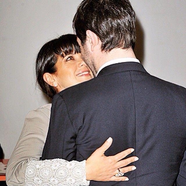 #AnaLauraRibas Ana Laura Ribas: Amare è... ❤️❤️❤️ Ridere della faccia che fanno tutti quando scoprono la nostra differenza d'età!!!❤️❤️❤️ 5 anni di noi!! #valentinesday #sanvalentino #love #amore #ioete #youandme #woman #man #loveofmylife @marcouzzo