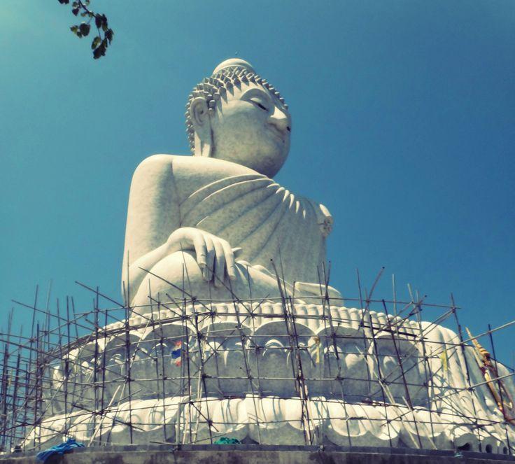 Big Budda Phuket Thailand