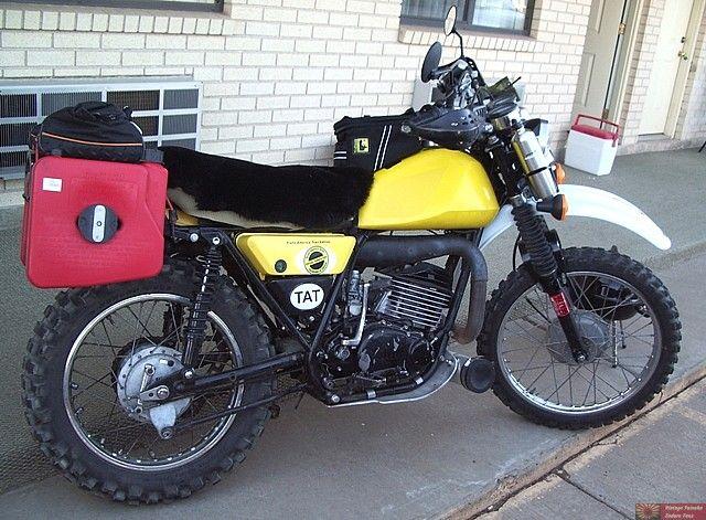 Yamaha enduros for sale craigslist