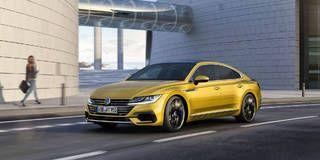 Volkswagen Arteon: el sucesor del Passat CC - Libertad Digital - Motor 16