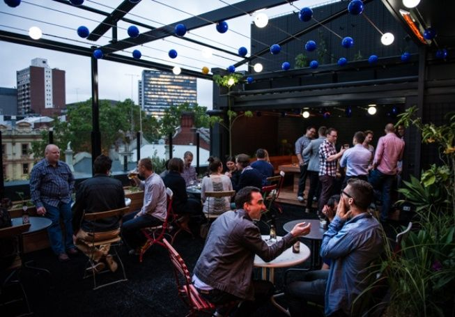 Loop New Rooftop Bar - Melbourne - Nightlife - Broadsheet Melbourne