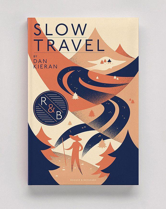 Slow Travel Matt Chase | Design, Illustration in Illustration