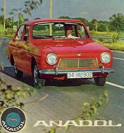 Anadolu otomobil