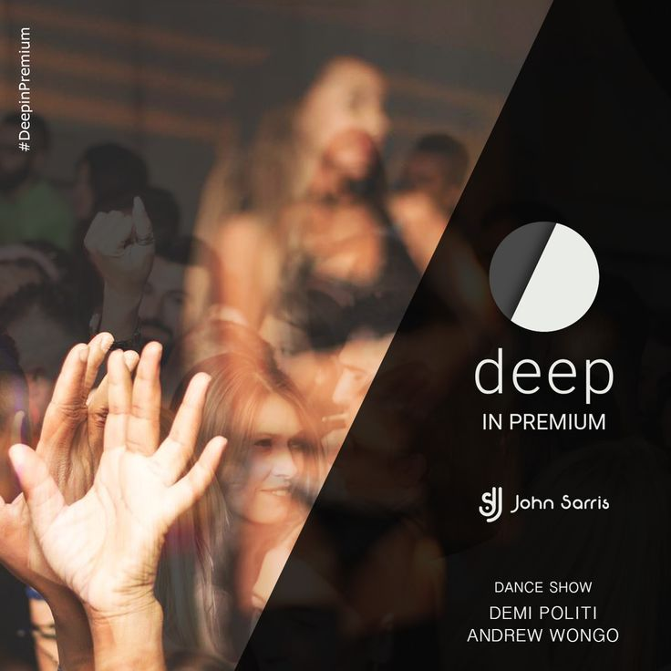 Ζήσε απόψε την εμπειρία, στο Deep in Premium του Deep Club! #DeepinPremium #FridayNight #AthensByNight