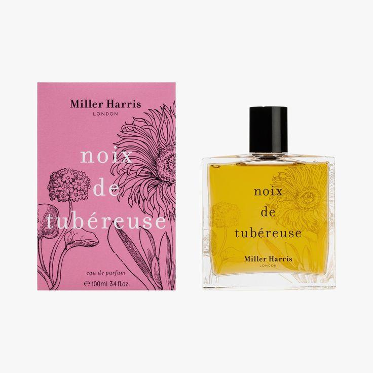 Eau de parfum Noix de Tubéreuse, 100 ml - Miller Harris - Find this product on Bon Marché website - Le Bon Marché Rive Gauche