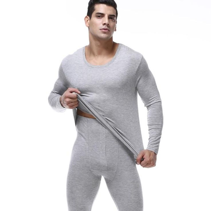 High Quality men underwear suits plus size 7XL  modal Soft o-neck Long Johns sets Tops. Gender: MenItem Type: Long JohnsModel Number: AL JIELANGMaterial: Modal,Cotton