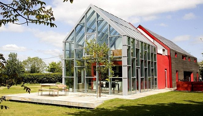 Sliding House, Suffolk - By Duplus Architectural Systems Ltd www.duplus.co.uk