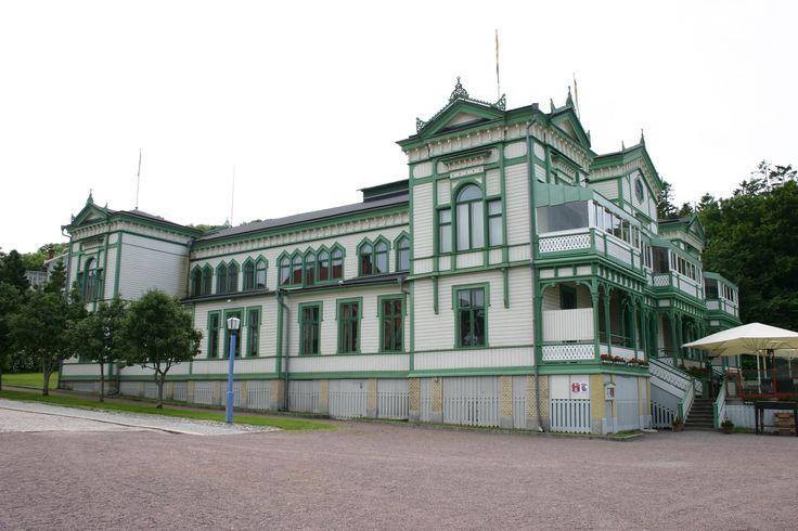 marstrad szwecja
