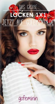 Das große Locken 1x1: So bringst du deinen Lockenkopf perfekt in Form  #gofeminin #beauty #hair #curls