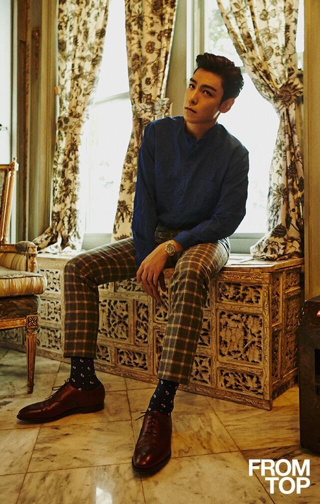 T.O.P [Choi Seung Hyun]