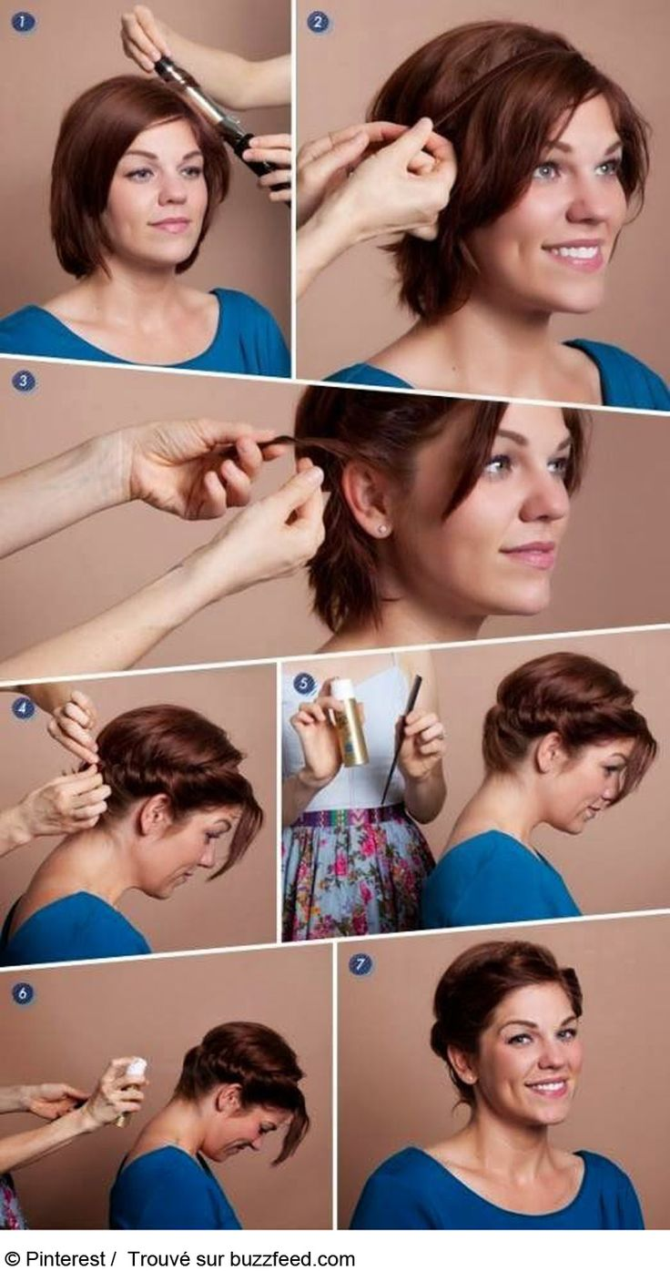 1000 Images About A Nos Crinires Hair On Pinterest Coupe