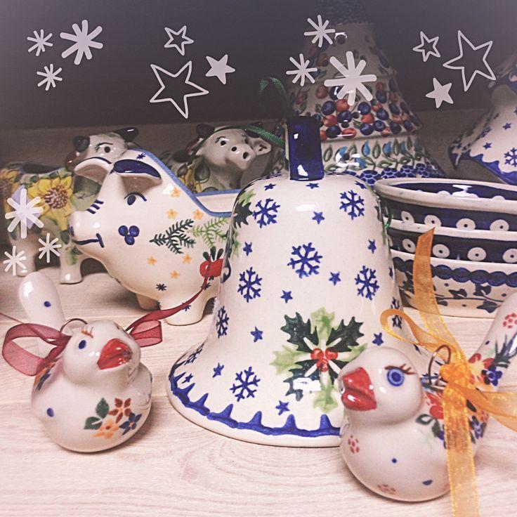 Скоро Рождество / Christmas is coming. Pottery Boleslawiec #посударучнойработы #керамикаручнойработы #посуда #ceramics #pottery #polishpottery ceramic tableware   pottery   polish pottery   boleslawiec   посуда   керамическая посуда   польская керамика   польская посуда   болеславская керамика   керамика