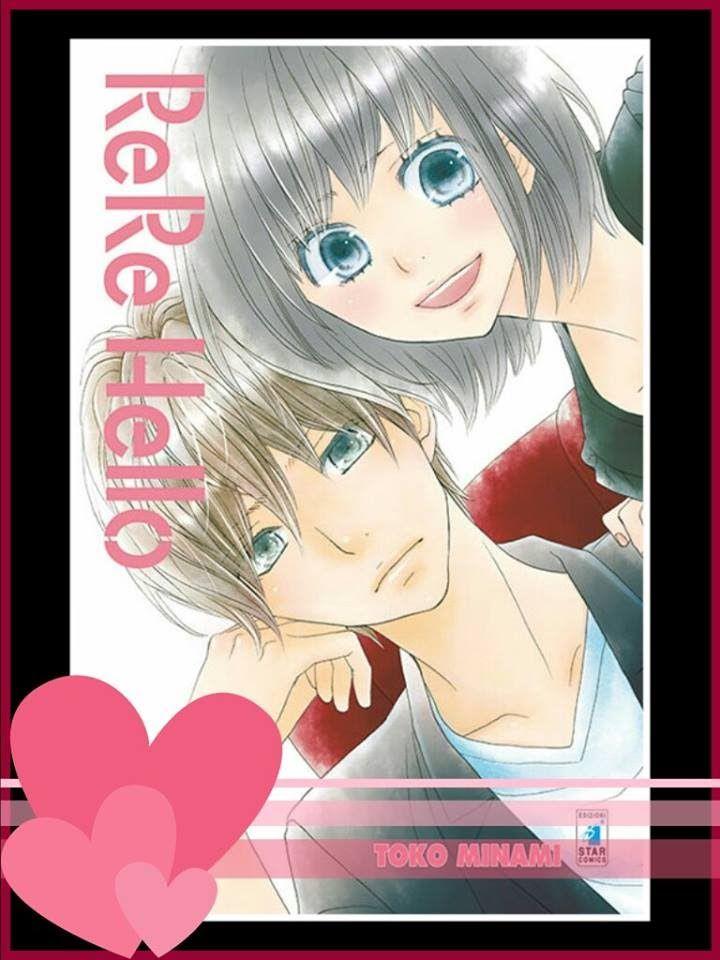 rero hello recensione manga