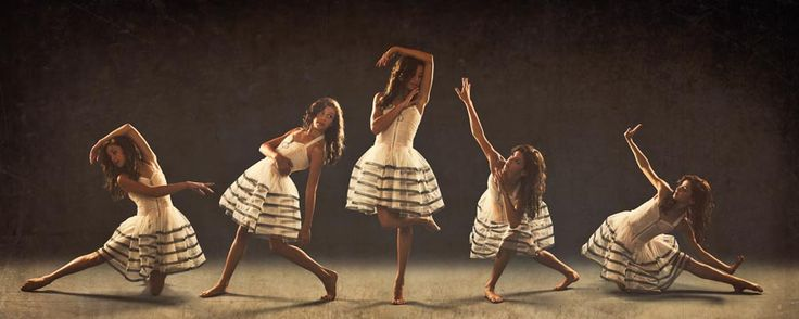 Dance Photography | Panoramic Portrait Series of a Dancer by Josh Brewster
