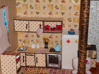 NAROHA: Casa de muñecas