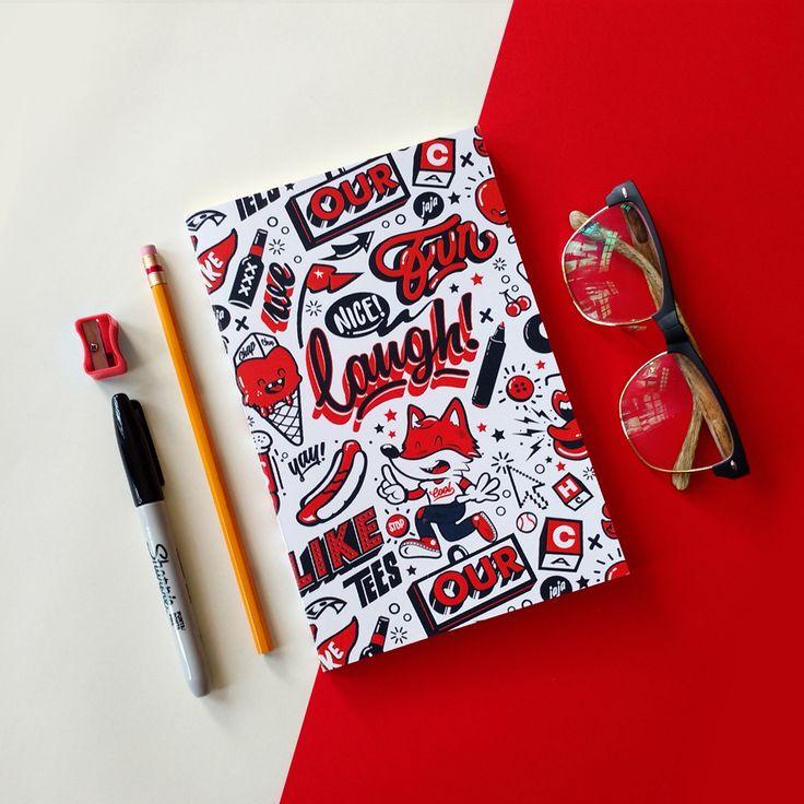 Notebook  Sale online!  https://www.kichink.com/stores/chapchapstore  :D