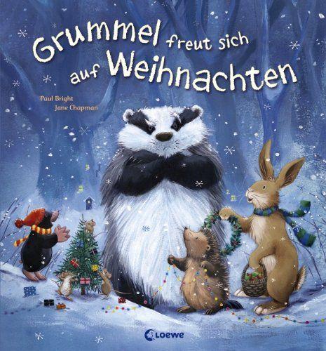 Grummel freut sich auf Weihnachten von Paul Bright http://www.amazon.de/dp/3785569912/ref=cm_sw_r_pi_dp_UWJwvb1JNP5TT