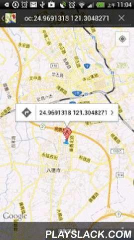 GPS Location & Map  Android App - playslack.com ,  Deze app maakt gebruik van GPS & Network (zoals 3G / 4G-netwerk of Wi-Fi) om uw positie in de aarde te krijgen, en verkrijgt kaartinformatie de buurt van uw locatie met behulp van Google Map. Controleer de GPS en het netwerk is aangesloten voordat u deze app te gebruiken. (Uw mobiele apparaten hebben om Internet te verbinden via 3G / 4G of Wi-Fi-netwerk om Google Map te krijgen.)De afwijking van de locatie zien in deze app. en…