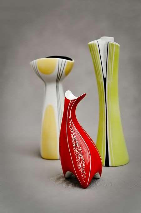 Vases,-Ćmielów